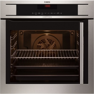 AEG BP871511KM Built In Single Oven Electric StSteel