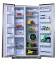 B20SE Baumatic 2 Door Frost Free Fridge Freezer St/St