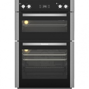 Blomberg ODN9302X Electric built In Double Oven 71L/38L Capacity