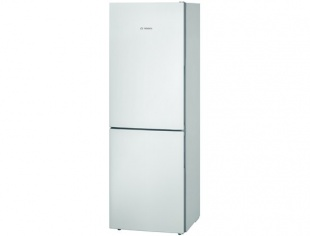 Bosch KGV33XW30G 176x60 Lowfrost Fridge Freezer White