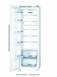 Bosch KSV36AW31G Larder Fridge Tall
