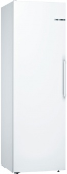 Bosch KSV36NW3PG A++ 186x60 Fridge MultiBox 6 Glass Shelves White