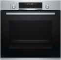 HBA5780S0B Bosch 10 Function Telescopic Rails Oven Brushed/St