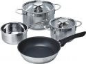 HEZ390042 Bosch Four Piece Induction Pan Set