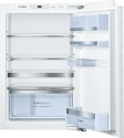 KIR21AF30G Bosch 87x54 Built In Fridge Fixed Hinge