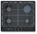 PCP616B90E Bosch 4 Burner Flame Failure Gas Hob Black
