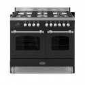 RC10TGFLK Britannia 100cm Gas Hob Fleet Range Cooker Black