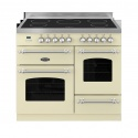 RC10XGIFLCR2 Britannia 100cm Xg Induction Range Cream