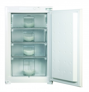 CDA FW482 Integrated In Column Freezer A+ Rated