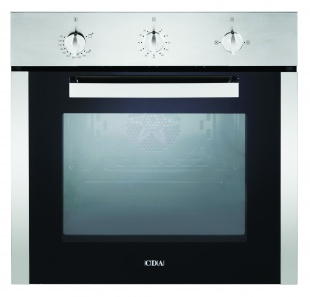 CDA SG120SS Sing Fanned Gas Oven