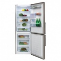 FF660SS CDA Freestanding Fridge Freezer w/Water Dispenser St/St