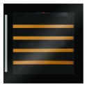 FWV601BL CDA 60cm x 60cm 1 Zone Integrated Wine Cooler Black