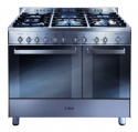 RC9322SS CDA 90 Double Gas Oven Range Cooker St/St
