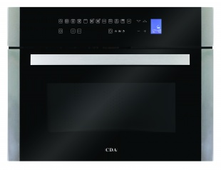 CDA VK901SS Compact Combi Microwave & Single Fan Oven St/St