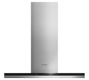 Fisher&Paykel HC90BCXB2  Designer 900mm Wide Chimney Hood