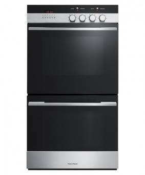 Fisher&Paykel OB60DDEX4 89426 BuiltIn Double Oven Electric StSteel