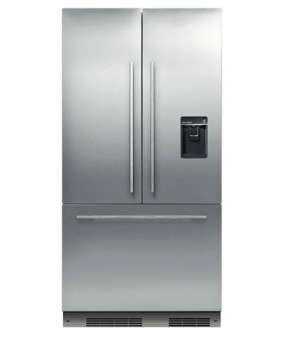 Fisher&Paykel RS90AU1 24299 Side By Side Fridge Freezer StSteel