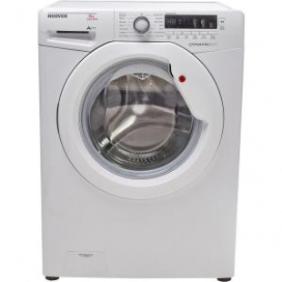 Hoover DXC58W3 DXC58W3 1500 Spin 8kg Washing Machine A+++aa
