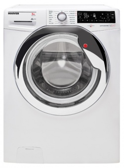 Hoover DXP68AIW3 DXP68AIW3 Washer 1600 spin 8kg Digital Display