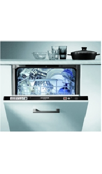 Hoover HFI550E HFI550E Fully Integrated Slimline Dishwasher