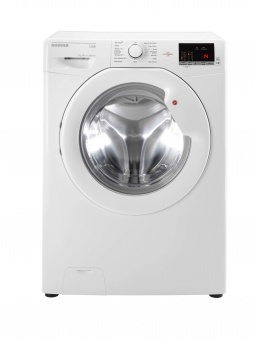 Hoover HL41472D3W 7kg 1400rpmA+++ Slim Depth Washing Machine White