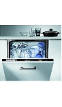 HFI550E Hoover 45cm Fully Intergrated Dishwasher