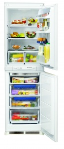 1 55CM Integrated Fridge Freezer