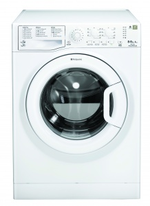 Hotpoint WDAL8640P 1400 Spin 8kg Wash 6kg Dry Washer Dryer White