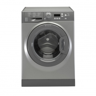 Hotpoint WMEUF743G 7kg 1400Spin Washing Machine Graphite
