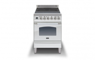 Ilve PNI60E3SS Milano 60cm Single Oven 4 Zone Induction St/St