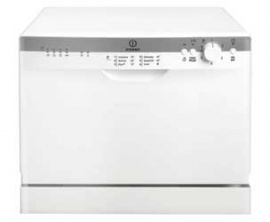 Table Top Dishwasher Hertfordshire : Indesit ICD661 6 Place Settings Table Top Dishwasher