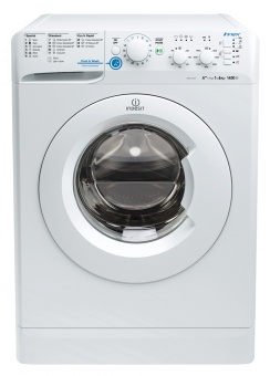 Indesit XWC61452S 6kg 1400rpm Washing Machine Silver