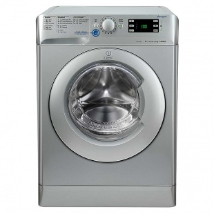 Indesit XWE91483XS Innex 1400 Spin 9kg Washing Machine