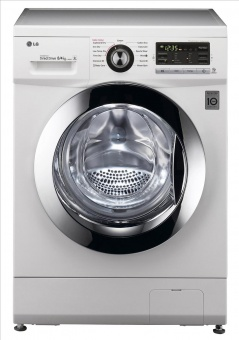LG F1489AD Washer Dryer White