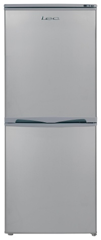 Lec T5039SSI 444442228 Fridge Freezer 5050 Silver