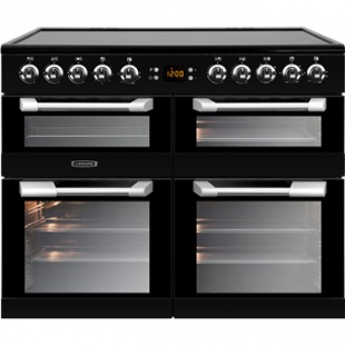 Leisure CS100C510K Range Electric Cooker Black