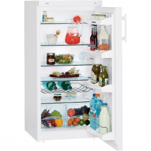 Liebherr K2330 117.5cm 217l Upright Larder Fridge White