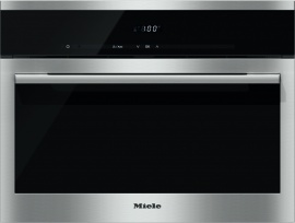 Miele DG6100 Easysensor Controls  38L Steam Oven  Clean/St
