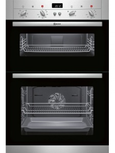 Neff U12S53N3GB BuiltIn Double Oven Electric StSteel