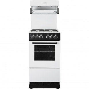 NewWorld V50HLGWHT Gas Cooker Eye Level Grill White