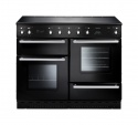64370 Rangemaster 110 Toledo Ceramic Gloss Black