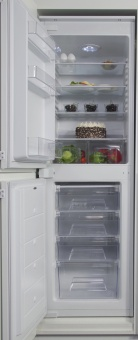 Reeva RBI5050UB Built In Fridge Freezer Static