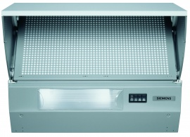 Siemens LE64130GB Metallic Integrated Hood