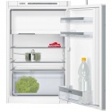 KI22LVS30G Siemens 87x54 Built In Fridge w/Ice Box Sliding Hinge
