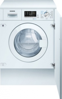 Siemens WK14D541GB 1400rpm 7kg Wash 4kg Dry Sensor Dry White Door