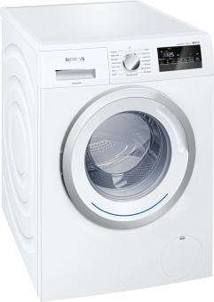 Siemens WM14N200GB 8kg 1400 Spin Washing Machine White