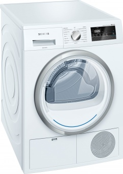 Siemens WT45H200GB 8kg Heat Pump Dryer White