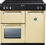 RICH900EICP Stoves Richmond 90 Wide Induction Range Champagne